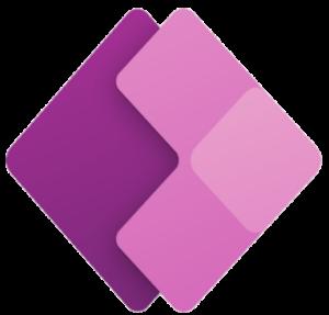 Logotypen för Microsoft Power Apps